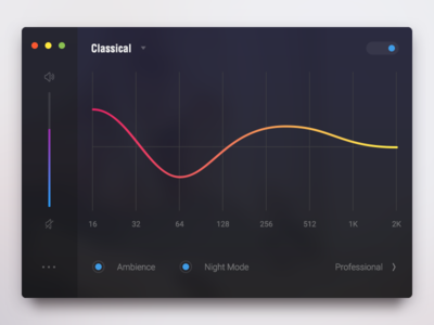 Daily UI #007 Setting
