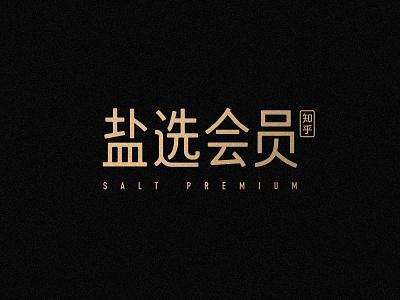 Zhihu YanXuan typography typography brand grid icon logo shape style flat font simple zhihu package