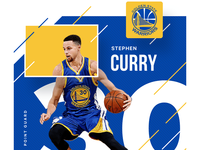 Stephen Curry and team page exploration