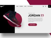Jordan23 Sneaker store