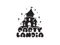 Partylandia Logo WIP