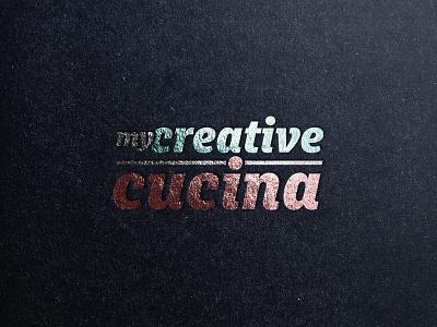 My Creative Cucina - visual branding product design mockup illustration logo design logo brand design brand identity branding