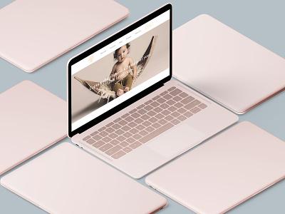 I-Vie Photography - website photography website designer website layout web layout brand layout brand identity website web design webite design