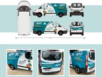 Vehicle wrap - SPF Construction Products