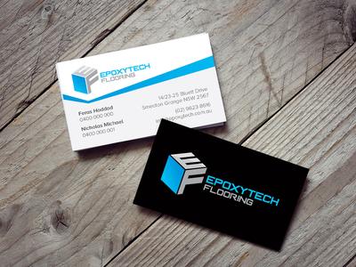 Epoxytech branding pt 2 of 3