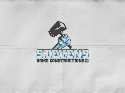Stevens Home Constructions branding