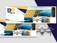 Brand Identity Stylescape 1 - Drone Magic Perth