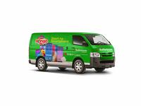 Safaricom Van