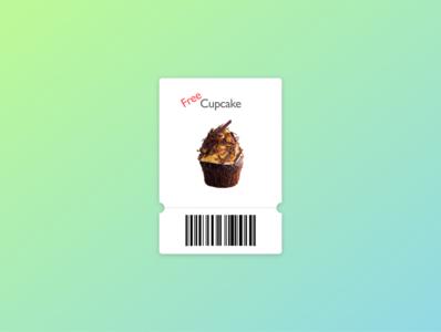 Daily UI practice - 061 Redeem coupon