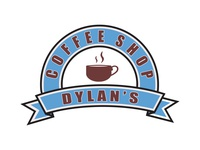 Dylan'S coffee shop logo