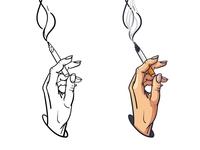 Smokebreak