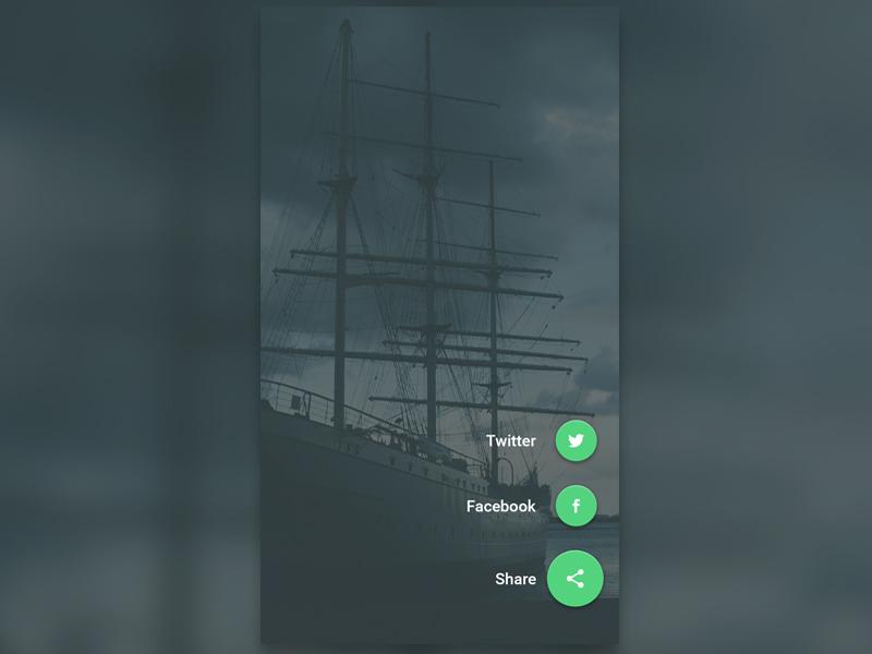 Daily Ui 010 010 share social interface design dailyui