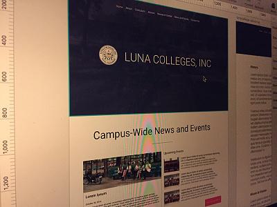 School Website Design wordpress web deisgn