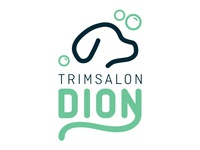Grooming salon logo