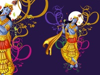 T Shirt Design Krishna