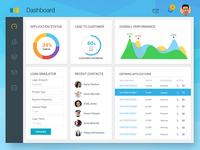 Loan Manager Dashboard