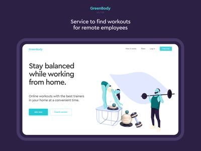 Online service UI/UX design vector ui design branding illustration web