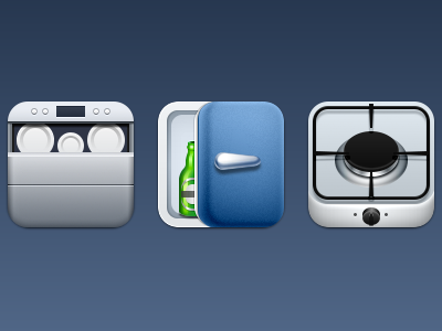 Icons for Visual Communication Centre - 4