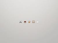 Restuarant Icons