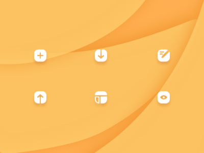 Icons for CMS
