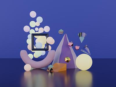 3D Exploration rendering 3d art 3d design 3d