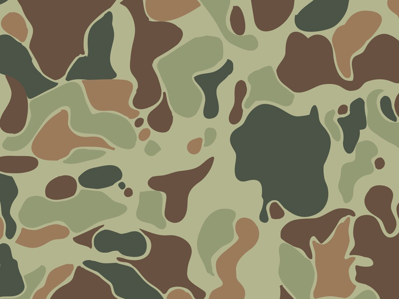 Camo Pattern By Sergey Surganov Dribbble Gorgeous Camo Pattern