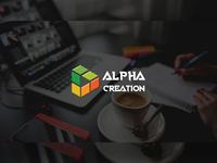 Logo Design [ALPHA CREATION]