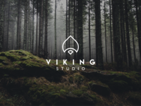 Viking Studio Logo Design