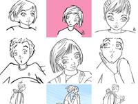 Digital sketchbook
