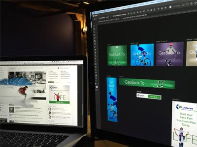Banner Work html5