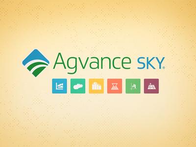 Agvance SKY illustration motion