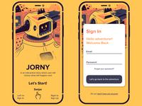 Jorny App
