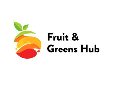 Fruit Logo icon design branding logo