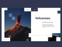 volcanoes Design