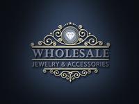 Wholesale Jewelry   Accessories Logo Design