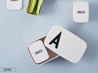 Snackbox Design