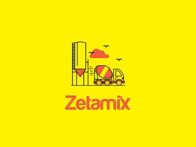 Construction Minimal Logo