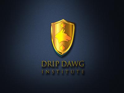 3D Security Logo Design