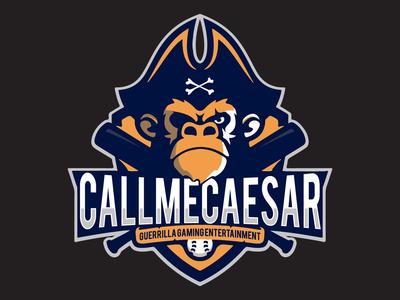 Monkey Mascot Logo Design