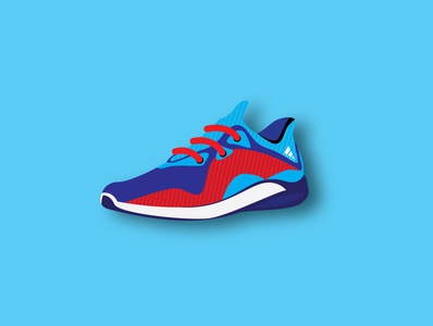 Shoes Vector design