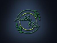 Heathy Plate logo