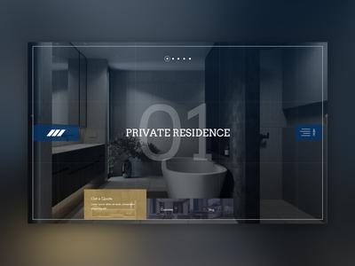 Ceremic Showroom Website