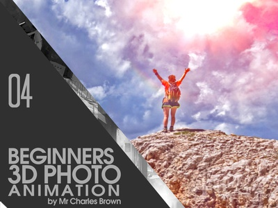 Create 3D Photo Animation in After Effects image effect education tutorial creativemarket after effects motionverse photo effect 2d to 3d 3d animation photo animation