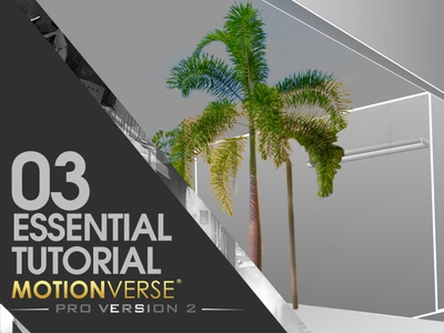 MotionVerse Pro v2 │ Essential Tutorial │Professional 2D to 3D photo animation 2d to 3d tutorial motionverse 3d animation 3d modeling template 3d parallax 3d projection