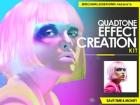 Quadtone Effect Creation Kit