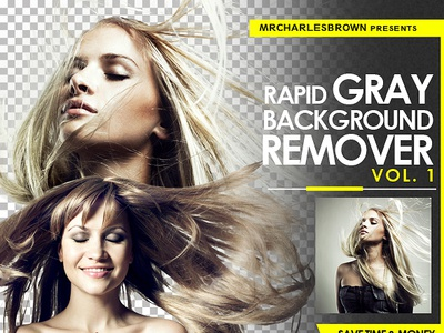 Rapid Gray Background Remover effects mrcharlesbrown education tutorial photo shoot backdrop studio gray background remover background removal background remover photoshop action rapid background remover intense background remover