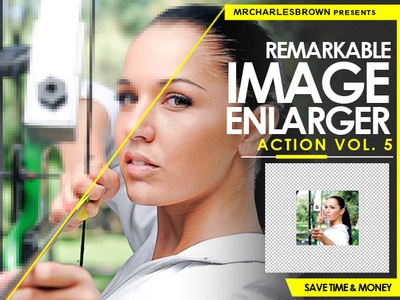 Remarkable Image Enlarger Action V5 tutorial graphicriver action remove noise sharpen photos increase quality remove blur photo retouching photo enhancement photoshop art image size enlarger image enlarger photoshop action
