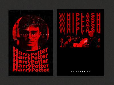 Poster Design / Whiplash