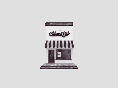 ChocLab Branding branding choclab house