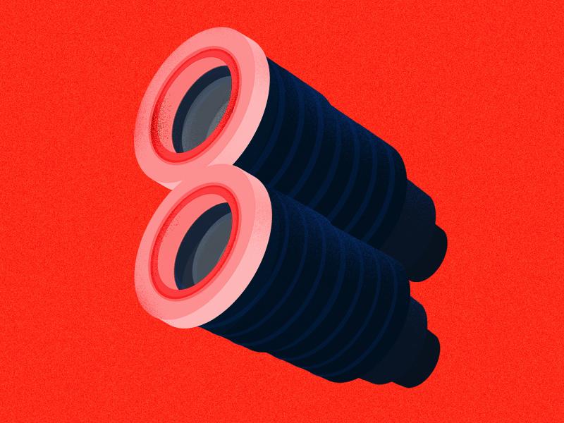 8 — 36 Days of Type 36daysoftype typography type illustration maan
